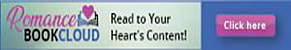 Click For Romance Book Cloud - Read To Your Heart's Content